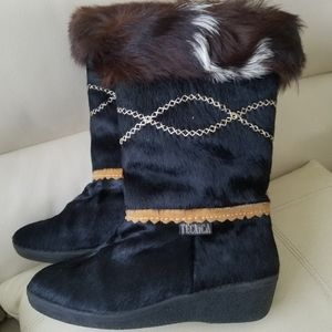Tecnica boots size 38